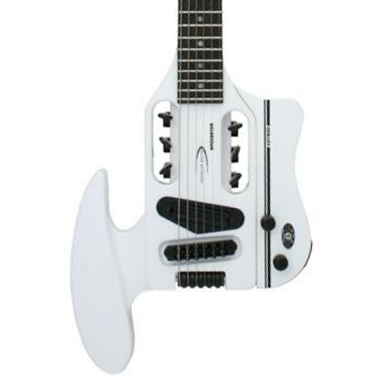 Traveler Guitar Speedster Hot Rod Electric Guitar White