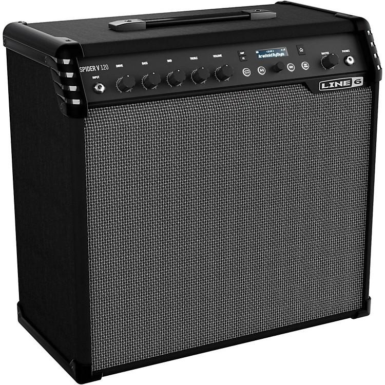Line 6Spider V 120 120W 1x12 Guitar Combo Amp