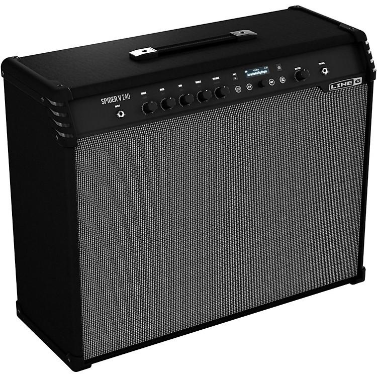 Line 6Spider V 240 240W 2x12 Guitar Combo Amp