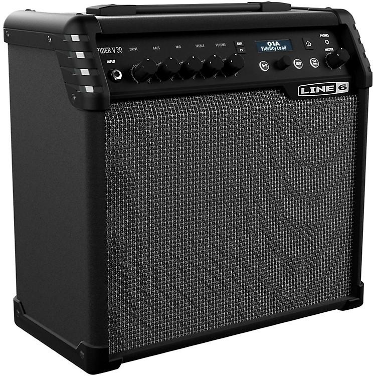 Line 6Spider V 30 30W 1x8 Guitar Combo Amp