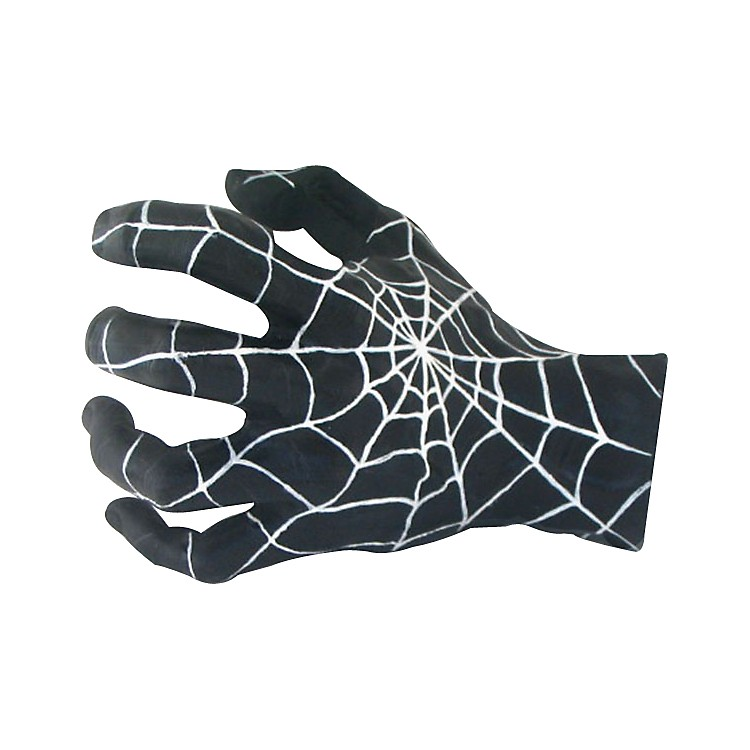 Grip Studios Spidey Airbrushed Spider Webs Custom Guitar Hanger Left Hand Model