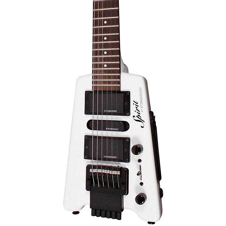 SteinbergerSpirit GT-Pro Deluxe Electric GuitarWhite