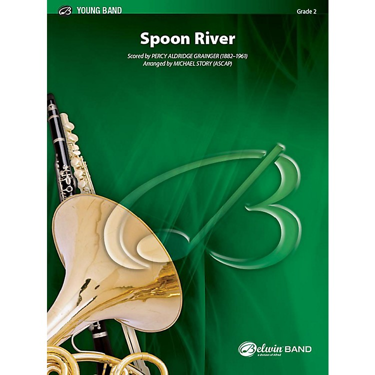 Alfred Spoon River Concert Band Grade 2 Set