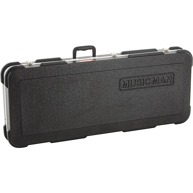 Ernie Ball Music Man St. Vincent Electric Guitar Case Black Black