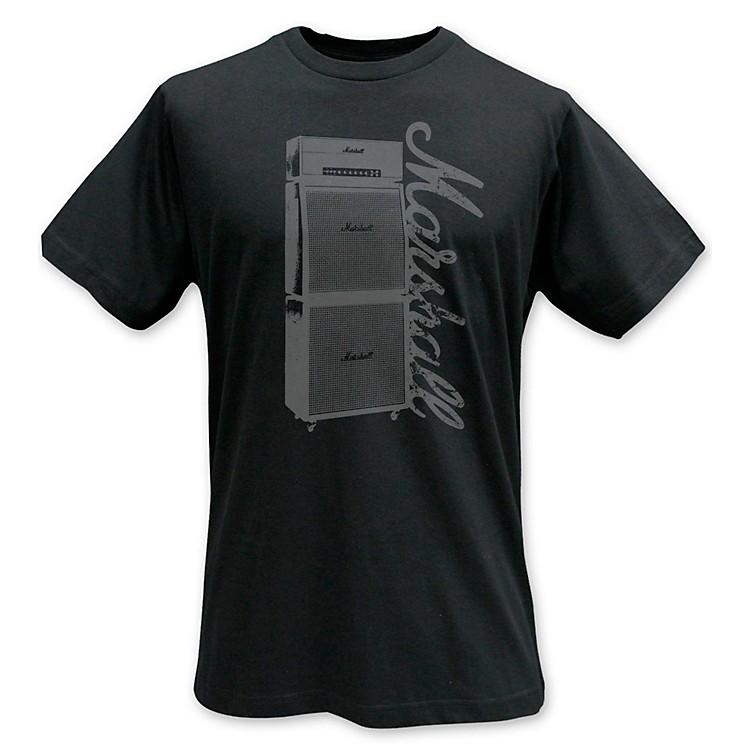 MarshallStack T-ShirtBlackExtra Large
