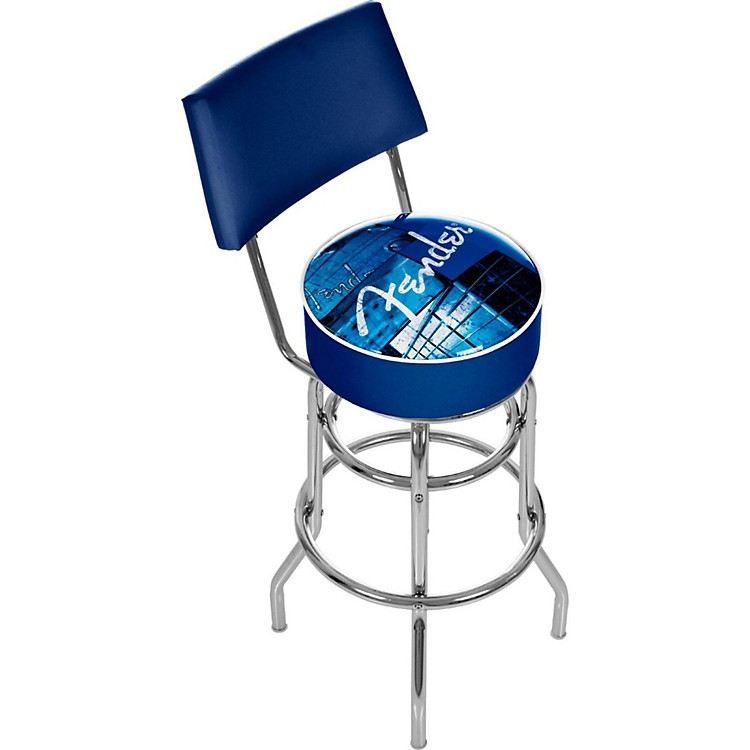 Fender Stacked 30quot Bar Stool with Back Blue Music123 : J07143000001000 00 750x750 from www.music123.com size 750 x 750 jpeg 49kB