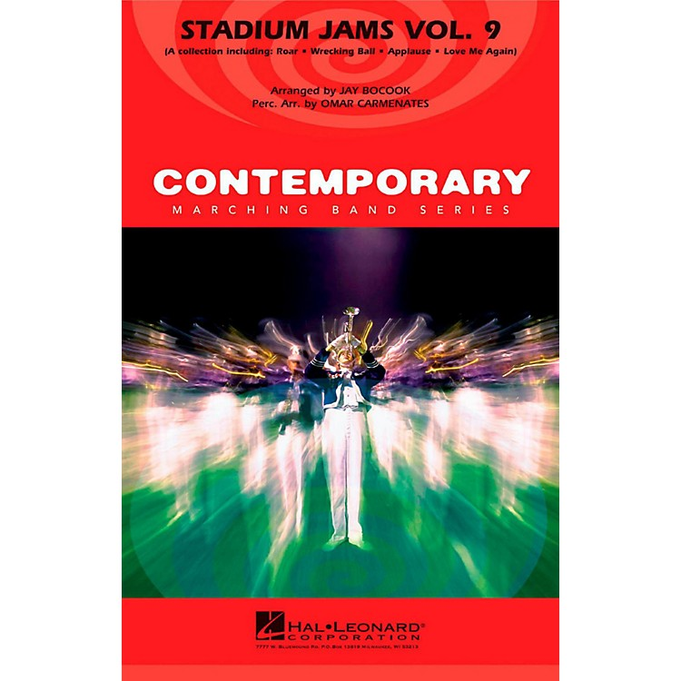 Hal Leonard Stadium Jams Vol. 9 - Pep Band/Marching Band Level 3