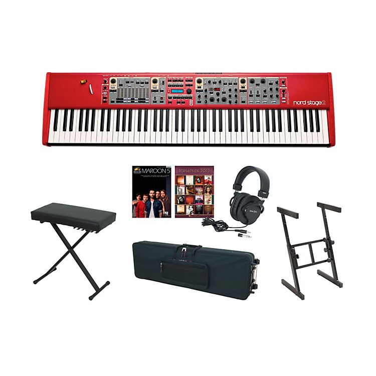 Nord Stage 2 Piano Keyboard Package