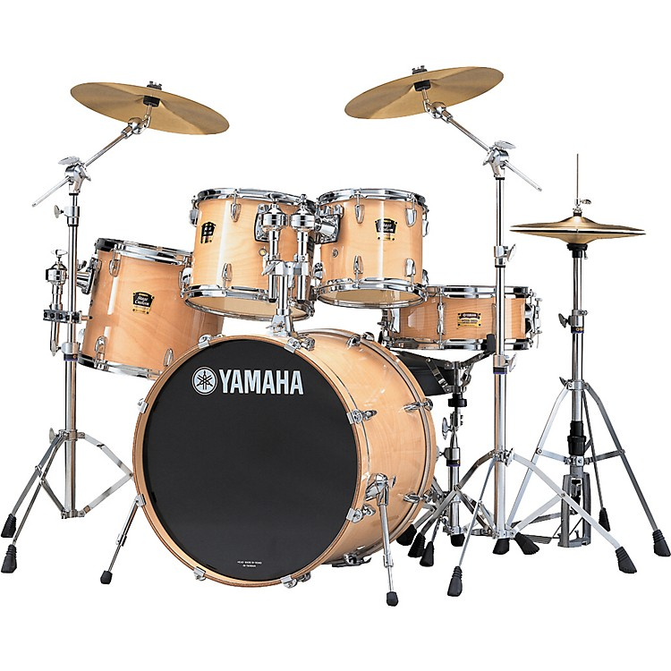 yamaha stage custom advantage fusion 5 piece drum set music123. Black Bedroom Furniture Sets. Home Design Ideas