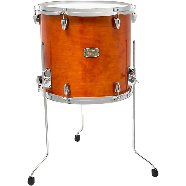 Yamaha Stage Custom Birch Floor Tom 18 x 16 in. Honey Amber