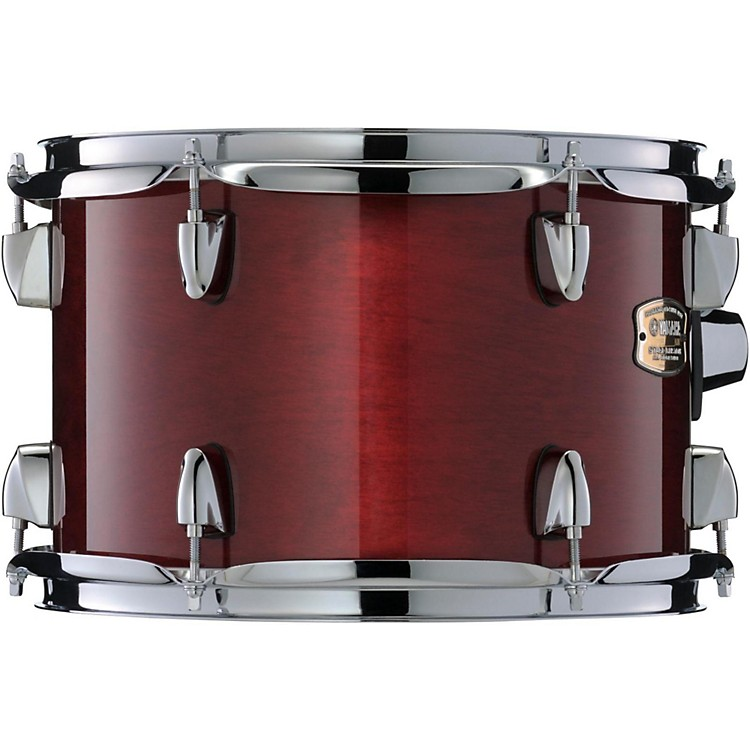Yamaha Stage Custom Birch Tom 13 X 9 Cranberry Red