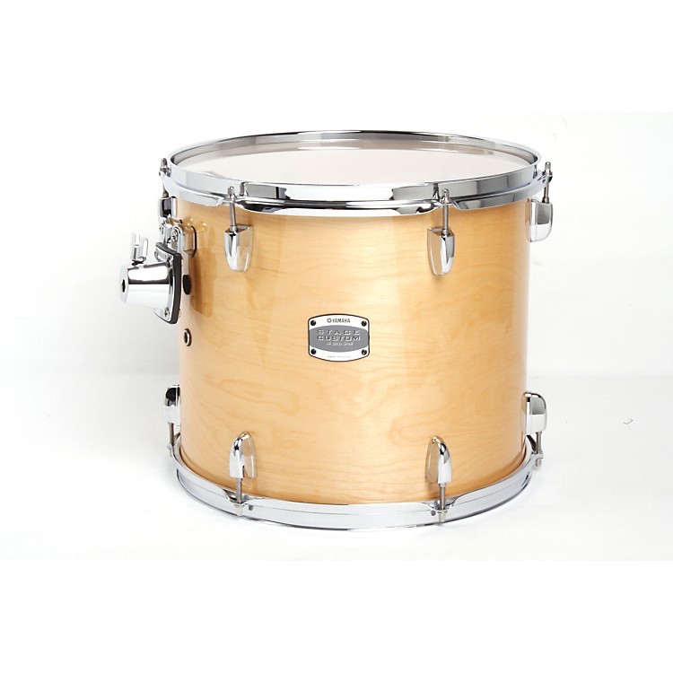 Yamaha Stage Custom Birch Tom 14 X 12 Natural Wood