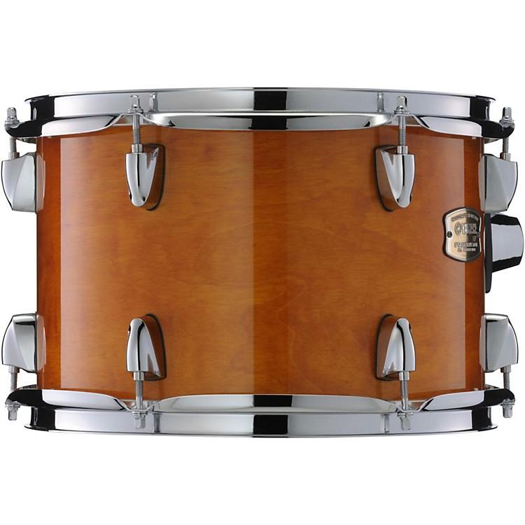 YamahaStage Custom Birch Tom12 x 8 in.Honey Amber