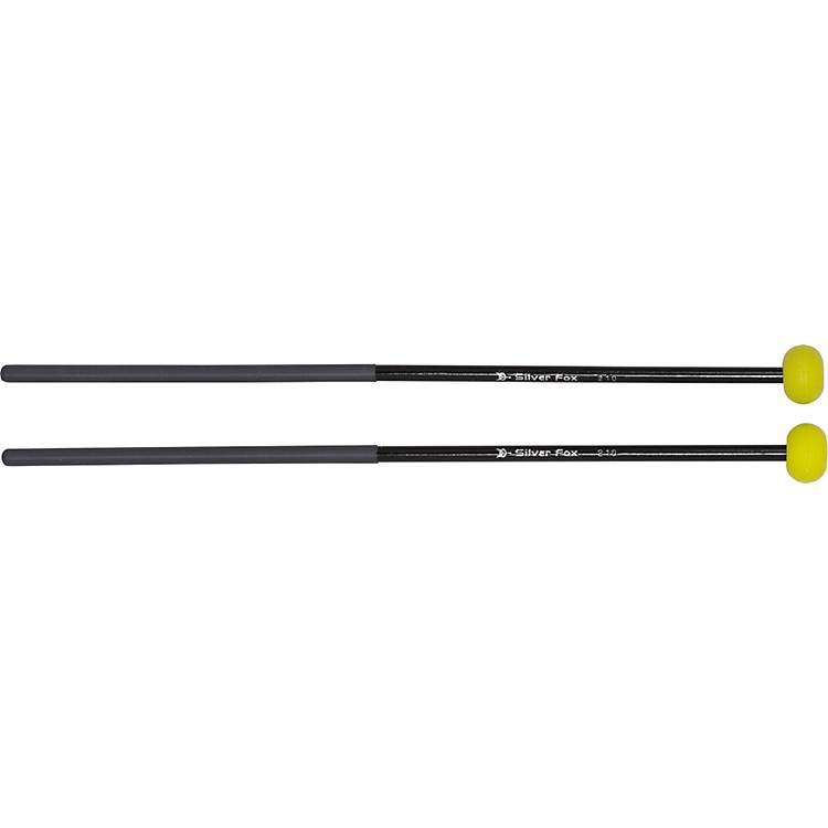 Grover Pro Stage Series Mallets M240 Soft Yellow Yarm Marimba