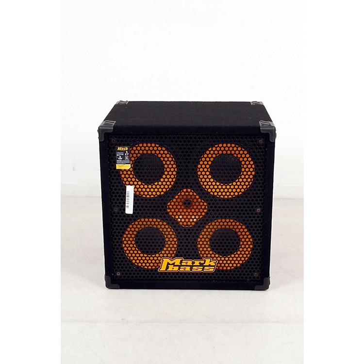 MarkbassStandard 104HR Rear-Ported Neo 4x10 Bass Speaker Cabinet4 Ohm888365903019