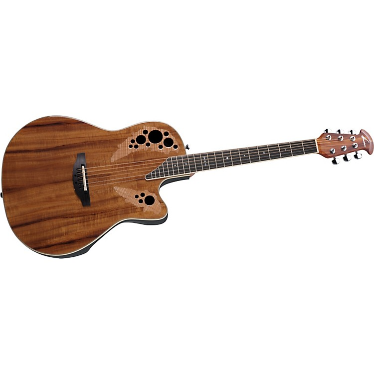 OvationStandard Elite 2778 AX Acoustic-Electric GuitarNatural