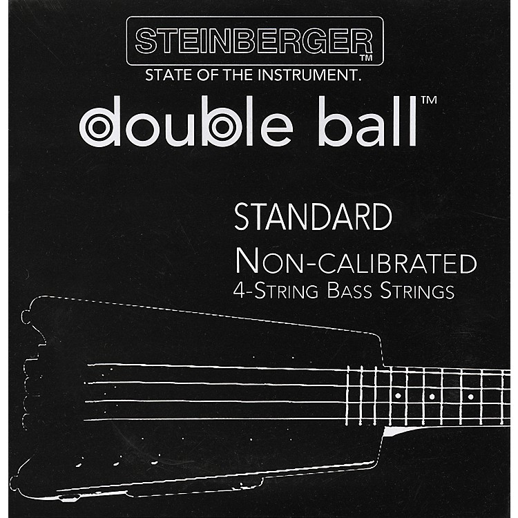 Steinberger Standard Gauge 4-String Bass Guitar Strings
