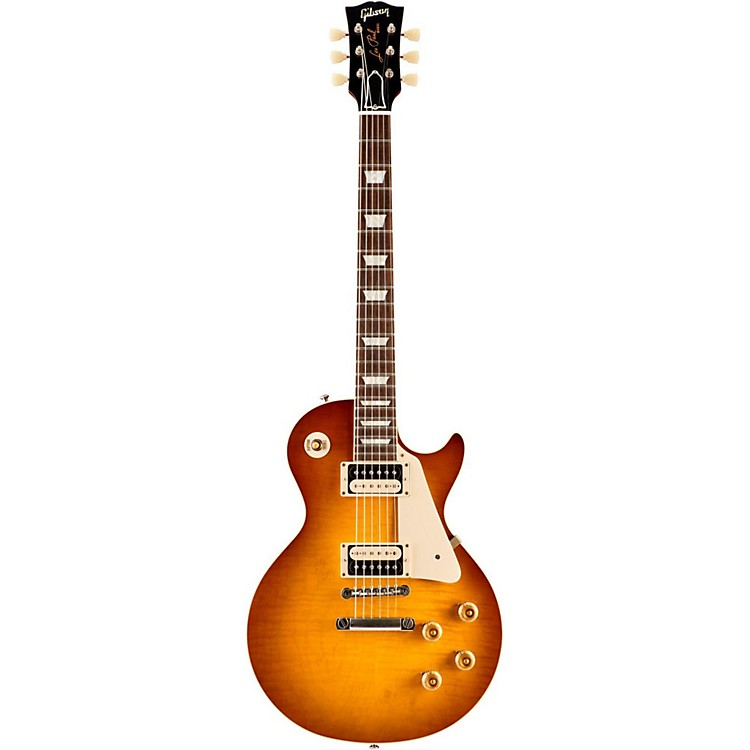 Gibson CustomStandard Historic 1958 Les Paul Reissue Electric GuitarIced Tea