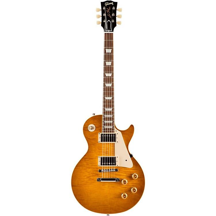 Gibson CustomStandard Historic 1959 Les Paul Reissue Gloss Electric GuitarLemon Burst