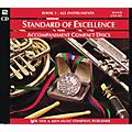 Standard Of Excellence Book 1 Accompaniment CD (2-CD Set)