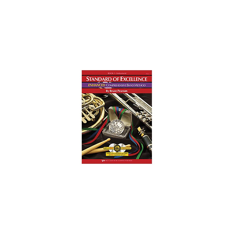KJOSStandard Of Excellence Book 1 Enhanced Alto Sax