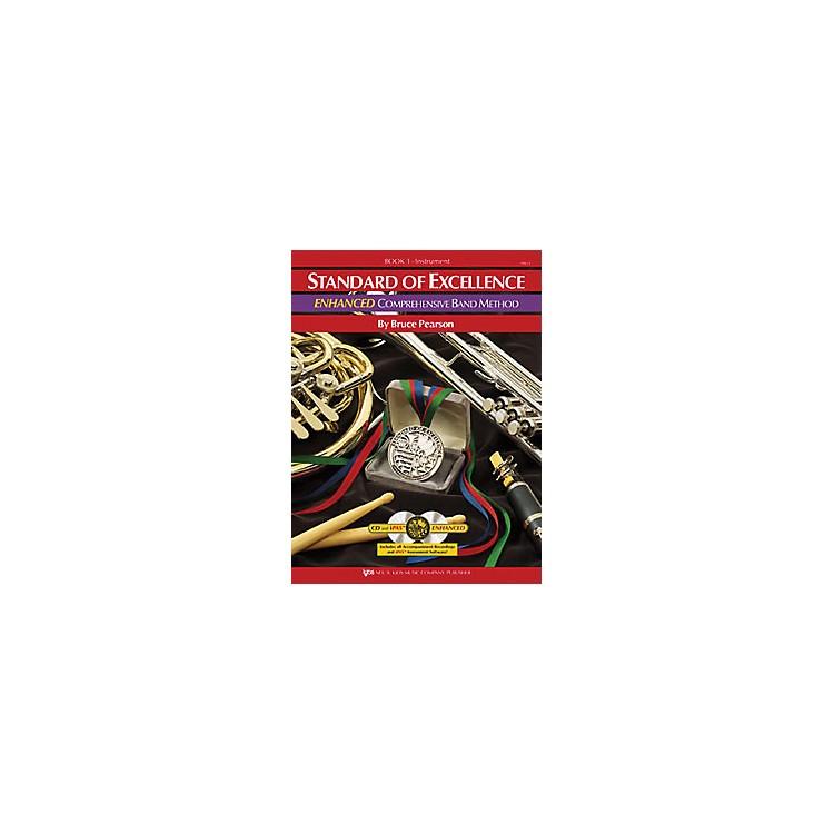 KJOSStandard Of Excellence Book 1 Enhanced Bassoon
