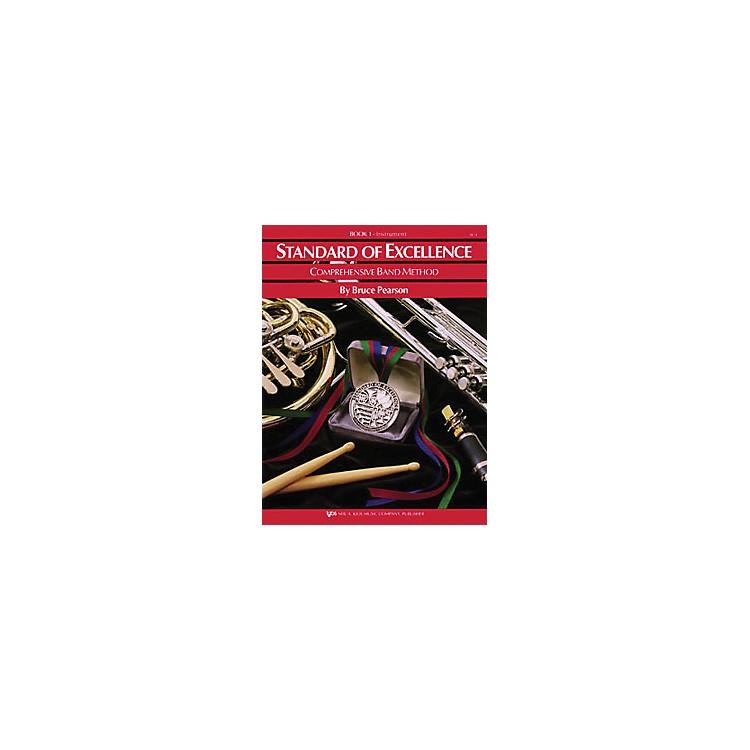 KJOSStandard Of Excellence Book 1 French Horn