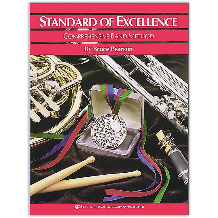 KJOSStandard Of Excellence Book 1 Trumpet