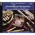 Standard Of Excellence Book 2 Accompaniment 2-CD Set
