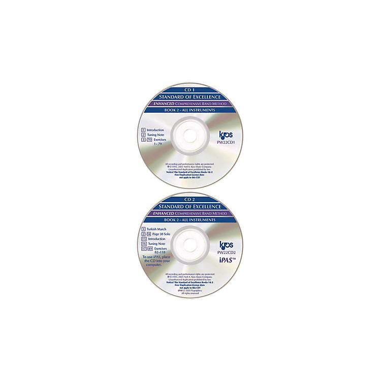 KJOSStandard Of Excellence Book 2 Enhancer Kit