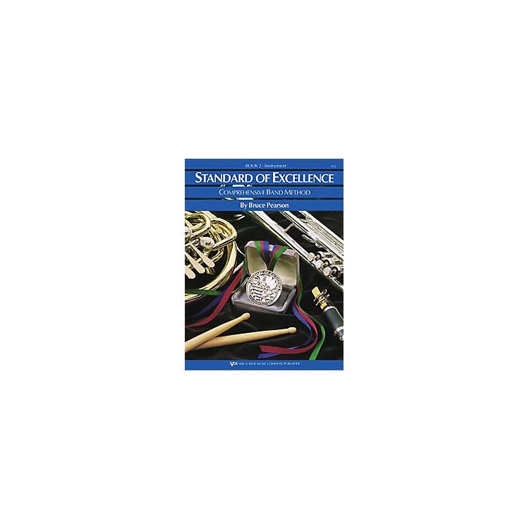 KJOSStandard Of Excellence Book 2 Tenor Sax