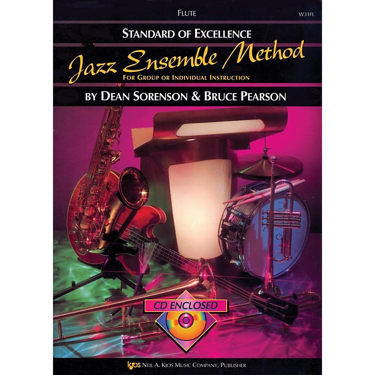 KJOSStandard Of Excellence for Jazz Ensemble Flute