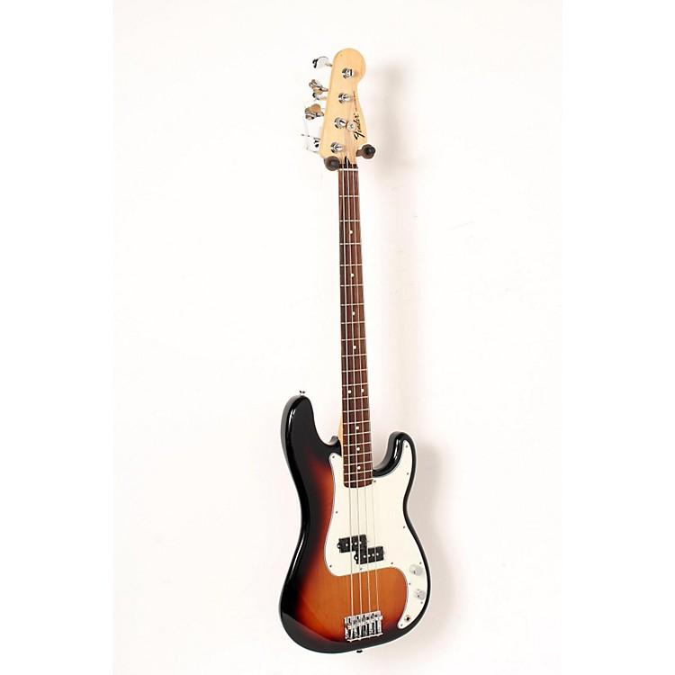 FenderStandard Precision Bass GuitarBrown Sunburst, Rosewood Fretboard888365906706