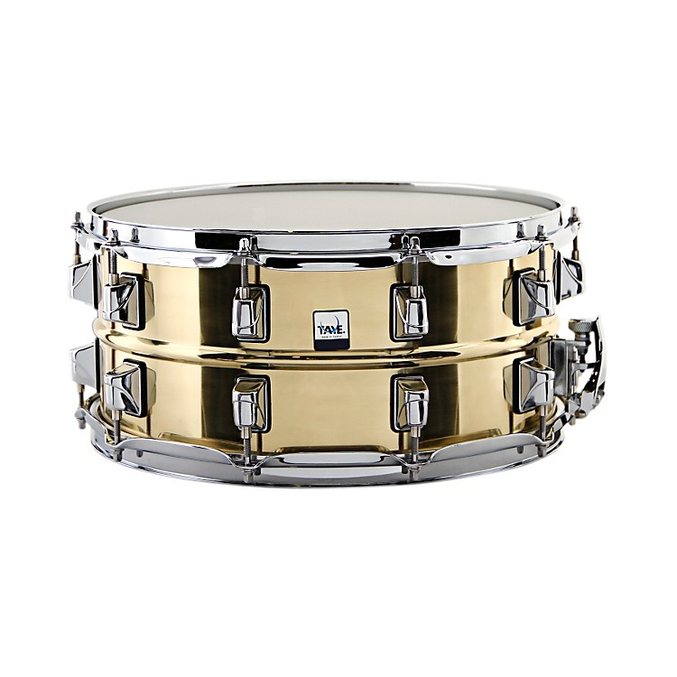 Taye Drums Standard Series Brass Snare Drum