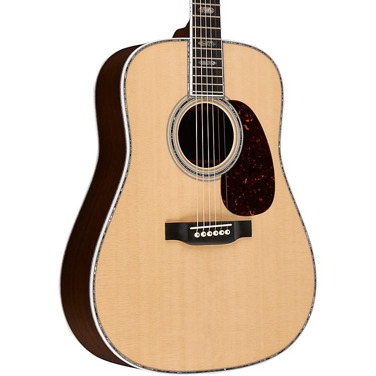MartinStandard Series D-45 Dreadnought Acoustic Guitar