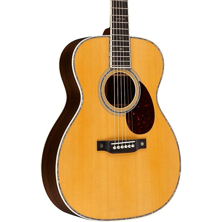 MartinStandard Series OM-42 Orchestra Model Acoustic GuitarNatural