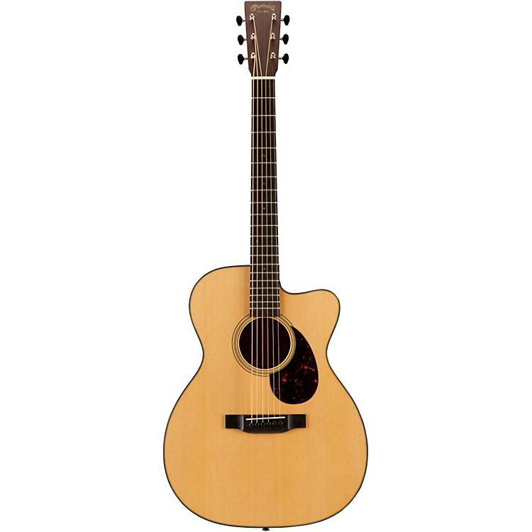 MartinStandard Series OMC-18E Orchestra Model Acoustic-Electric GuitarNatural