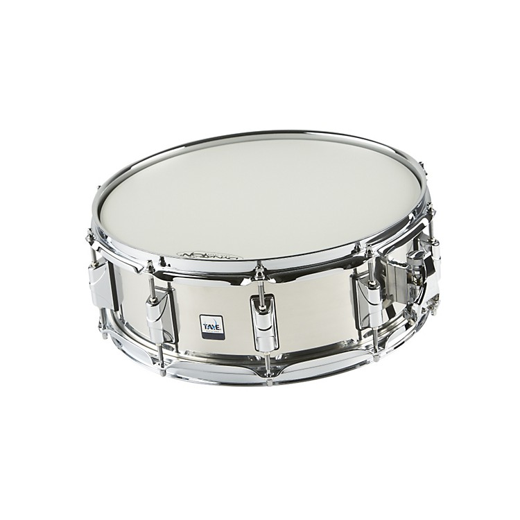 Taye Drums Standard Series Stainless Steel Snare Drum  14x5
