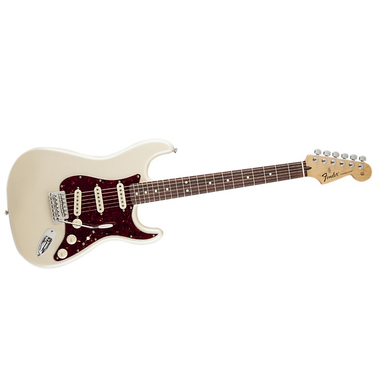 Fender Standard Stratocaster Electric Guitar