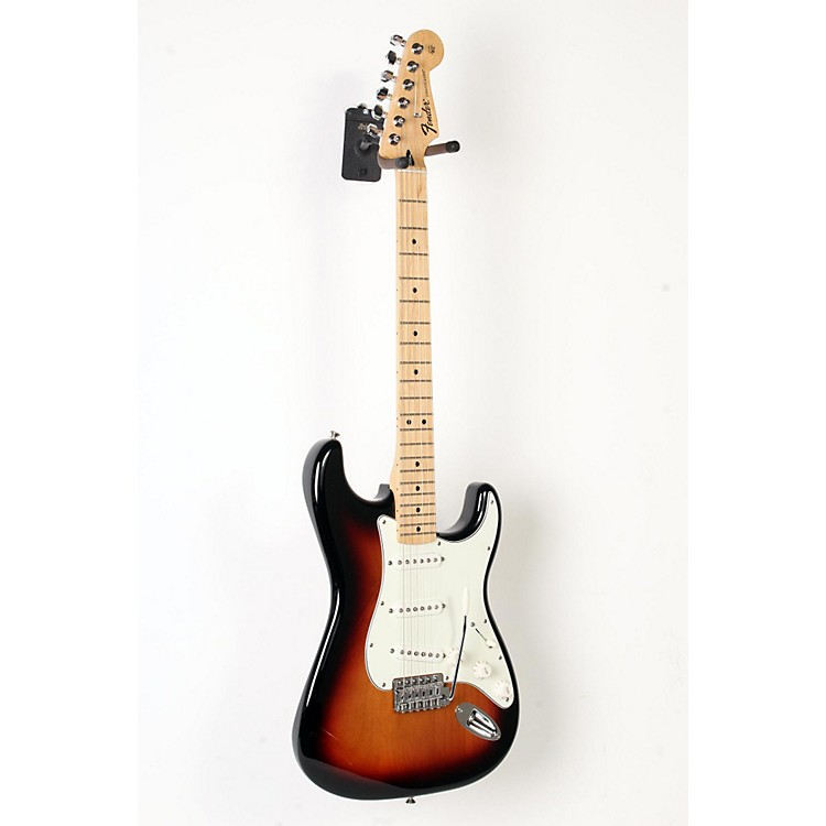 FenderStandard Stratocaster Electric Guitar with Maple FretboardBrown Sunburst, Gloss Maple Fretboard888365908670