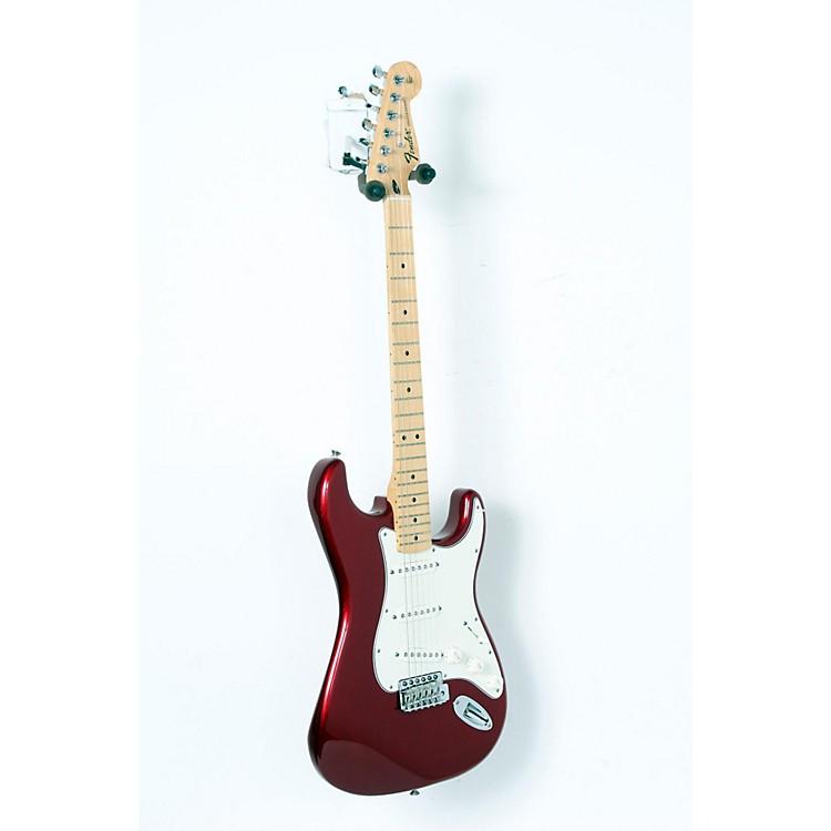 FenderStandard Stratocaster Electric Guitar with Maple FretboardCandy Apple Red, Gloss Maple Fretboard888365901367