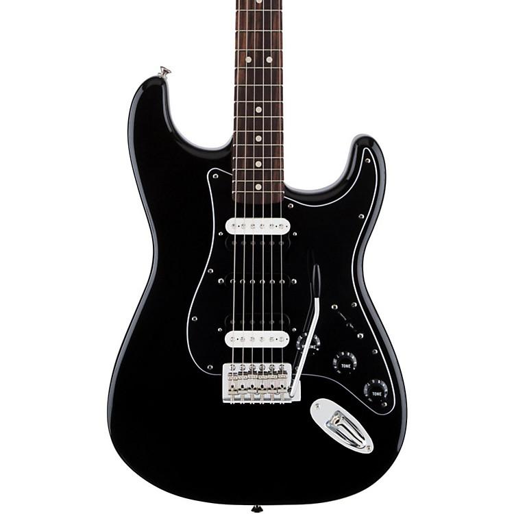 FenderStandard Stratocaster HSH Rosewood Fingerboard Electric GuitarBlack