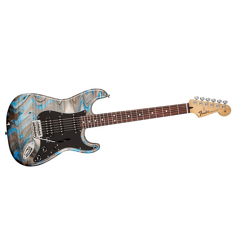 FenderStandard Stratocaster HSS Swirl Electric Guitar