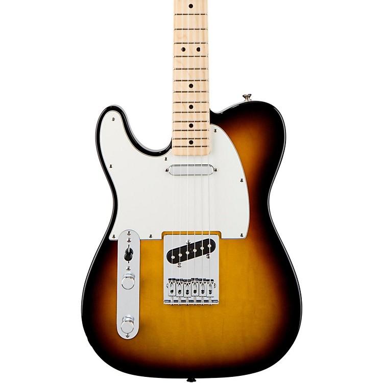 FenderStandard Telecaster Left Handed  Electric GuitarBrown SunburstGloss Maple Fretboard