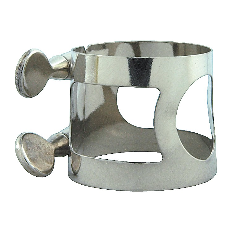 Giardinelli Standard Tenor Sax Ligature Nickel