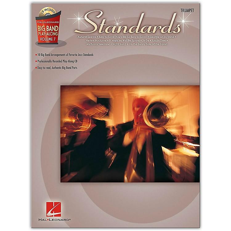 Hal LeonardStandards - Big Band Play-Along Vol. 7 Trumpet