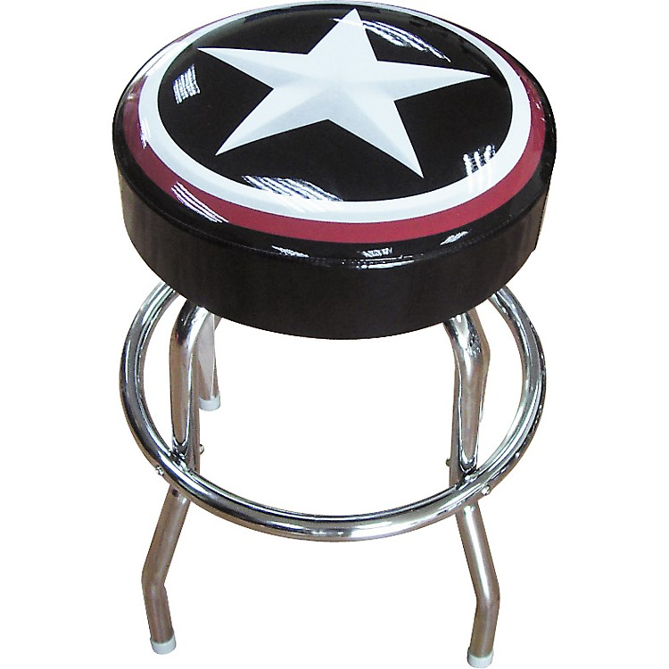 Road Runner Star 24 Quot Bar Stool 24 Inch Music123