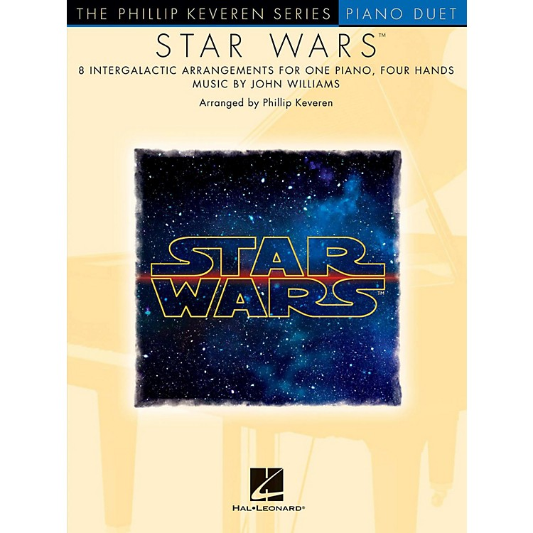 Hal Leonard Star Wars - Piano Duet - Phillip Keveren Series