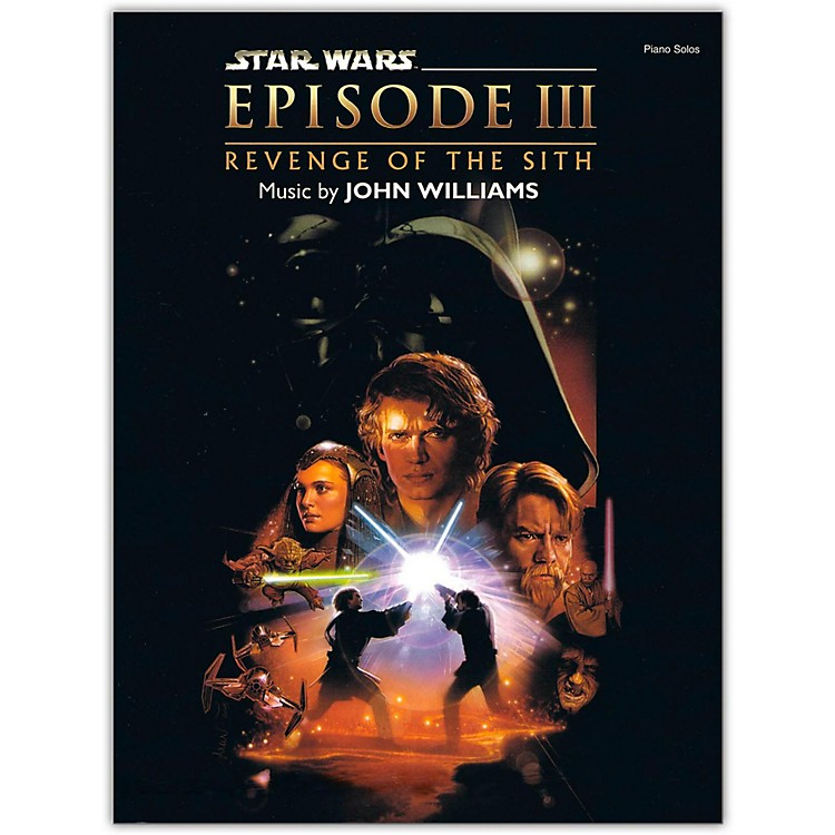 Alfred Star Wars  Episode III Revenge of the Sith Piano Solo Songbook