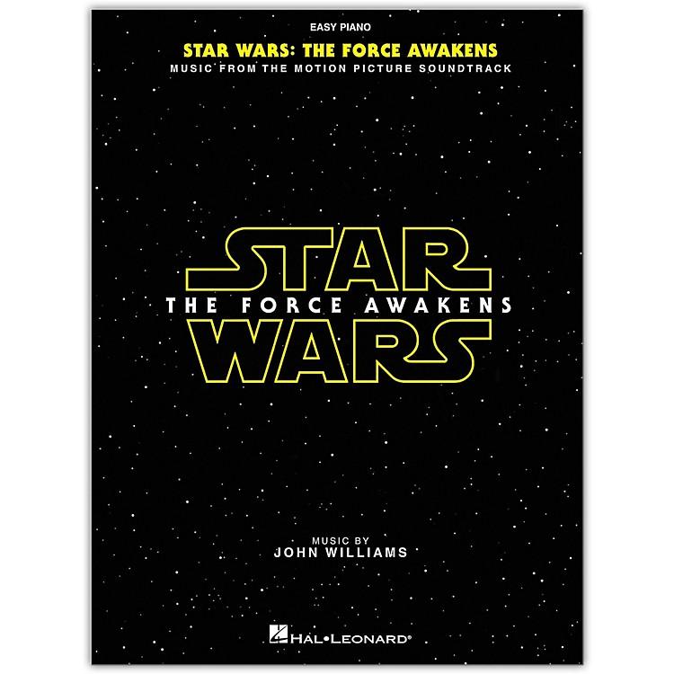 Hal LeonardStar Wars: Episode VII - The Force Awakens for Easy Piano